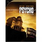 alfred hitchcock's psycho - universal legacy series special edition DVD 2-discs 2008 used mint