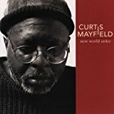 curtis mayfield - new world order CD 1996 warner 13 tracks used mint