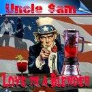 uncle sam - love in a blender CD 1997 j-bird 10 tracks used mint