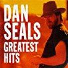 dan seals - greatest hits CD 1991 capitol 10 tracks used mint