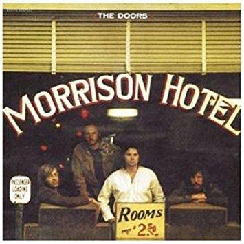 the doors - morrison hotel CD 1970 elektra asylum 11 tracks used mint