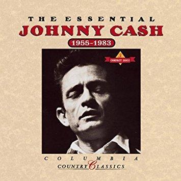 essential johnny cash CD 3-disc set 1998 sony 75 tracks used mint