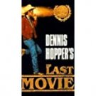 dennis hopper's the last movie VHS 1989 united american video 106 minutes used