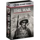 the war - a ken burns film DVD 6-disc boxset 2007 PBS paramount 900 minutes used mint
