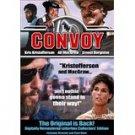 convoy - kris kristofferson + ali macgraw DVD 2002 cheezy 106 mins PG usedm int