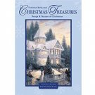 thomas kinkade - christmas treasures - songs & scenes of christmas DVD 2004 madacy used mint