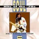soul hits of the '70s - didn't it blow your mind vol. 20 CD 1995 rhino used