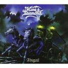 king diamond - abigail CD 1997 roadrunner 13 tracks used mint