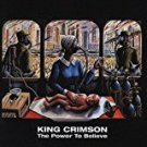 king crimson - power to believe CD 2003 discipline global mobile DGM 11 tracks used mint