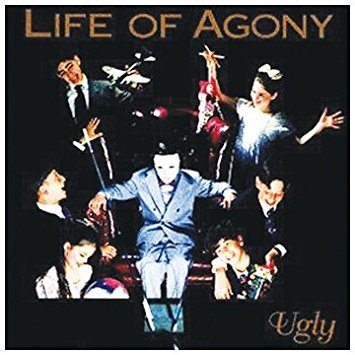 life of agony - ugly CD 1995 roadrunner 12 tracks used mint