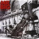 mr. big - lean into it CD 1991 atlantic 11 tracks used mint