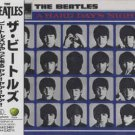 beatles - hard day's night CD 1964 1998 2000 toshiba emi parlophone made in japan 13 tracks new