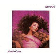 kate bush - hounds of love CD 1985 EMI 12 tracks used mint
