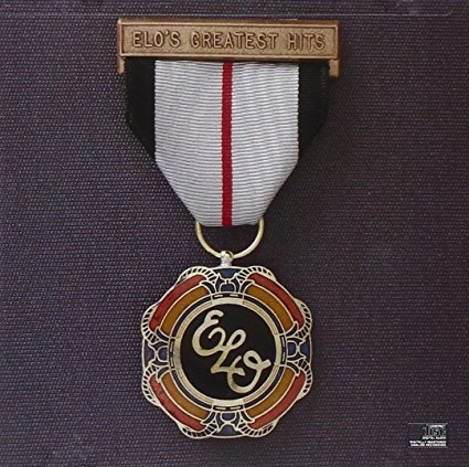 electric light orchestra - greatest hits CD 1986 CBS ZK6310 used mint