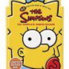 simpsons complete eighth season collector's edition DVD 2006 fox used near mint