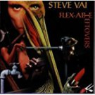 steve vai - flex-able leftovers CD 1998 sony epic 13 tracks used mint