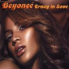 beyonce - crazy in love CD single 2003 sony 5 tracks used mint