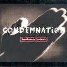 depeche mode - condemnation / paris mix CD single 1993 mute 4 tracks used