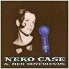 neko case & her boyfriends - virginian CD bloodshot 12 tracks used mint