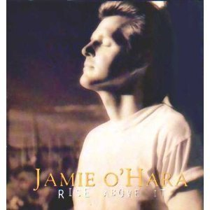jamie o'hara - rise above it CD 1994 RCA 10 tracks used mint