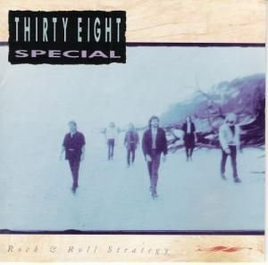 thirty eight special - rock & roll strategy CD 1988 A&M 11 tracks used mint