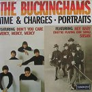 the buckinghams - time & charges + portraits CD 1999 sundazed 24 tracks used mint