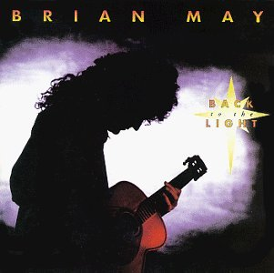 brian may - back to the light CD 1993 hollywood 12 tracks used mint