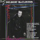 delbert mcclinton - best of CD 1991 curb 11 tracks used mint