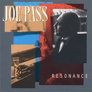 joe pass - resonance CD 2000 pablo fantasy 10 tracks used mint