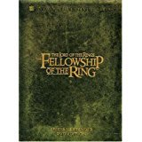 lord of the rings - fellowship of the ring - special extended DVD edition 2002 new line used mint