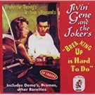 jivin gene and the jokers - breaking up is hard to do CD-Rom dr. money 28 tracks used mint