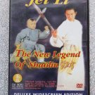 new legend of shaolin - original uncut version - deluxe widescreen edition DVD 1994 all region NR