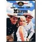 misfits - clark gable + marilyn monroe + montgomery clift DVD 2001 MGM 125 mins new