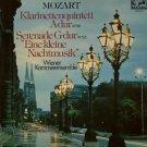 mozart - klarinettenquintett a-dur kv 581 + serenade g-dur kv 525 + eine kleine machtmusik CD 1984