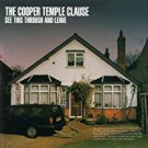 cooper temple clause - see this through and leave CD 2002 morning 11 tracks used mint