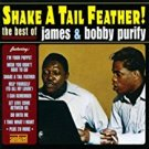shake a tail feather - best of james & bobby purify CD 2002 sundazed 28 tracks used mint