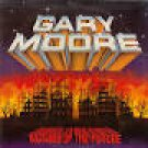 gary moore - victims of the future CD 1984 mirage relativity 8 tracks used mint