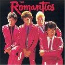 romantics - romantics CD 1980 sony epic nemperor 11 tracks used mint
