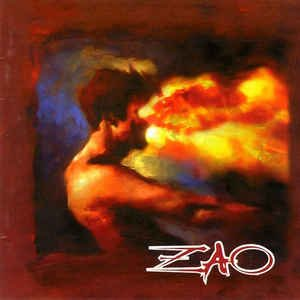 zao - where blood and fire bring rest CD 1998 tooth & nail 10 tracks used mint