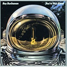 roy buchanan - you're not alone CD 1978 2002 wounded bird 7 tracks used mint