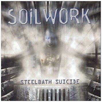 soilwork - steelbath suicide CD 1997 listenable century media 12 tracks used mint