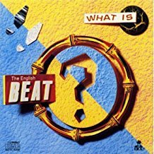 english beat - what is beat? CD 1983 I.R.S. A&M 13 tracks used mint