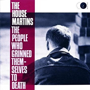 house martins - people who grinned themselves to death CD 1987 elektra 12 tracks used mint