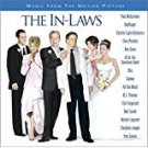 in-laws - music from the motion picture CD 2003 warner 17 tracks used mint