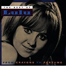 best of lulu - from crayons to perfume CD 1994 rhino 20 tracks used mint