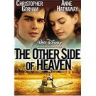 other side of heaven - chritopher gorham + anna hathaway DVD 2003 disney used mint