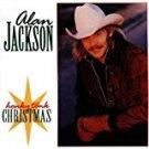 alan jackson - honky tonk christmas CD 1993 arista 10 tracks used mint