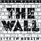 roger waters - the wall - live in berlin CD 2-discs 1990 polygram BMG Direct used mint