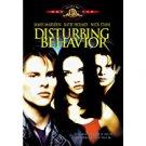 disturbing behavior - james marsden + katie holmes DVD 1998 MGM widescreen + standard used mint