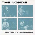 the no-no's - secret luminaries CD 1997 double-negatives 11 tracks used mint